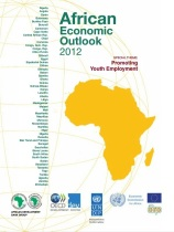 African Economic Outlook AEO cover