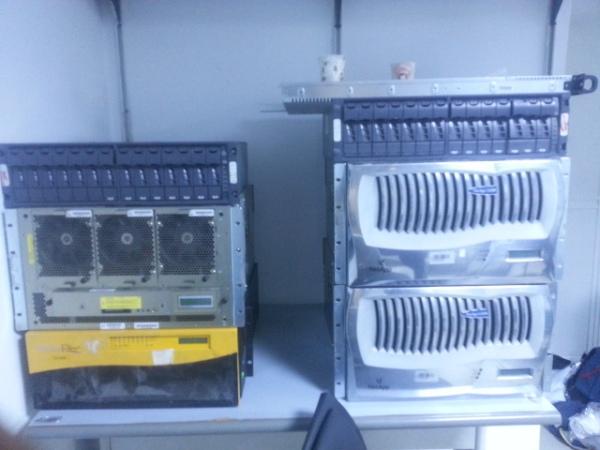 NetApp server